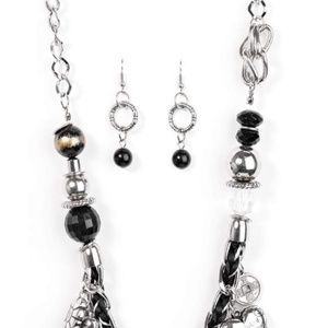 Necklaces with earrings